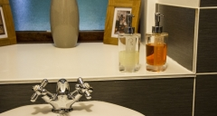 skye apartments quayside portree bathroom luxuries