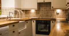 skye apartments quayside portree kitchen